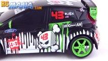 Hot Wheels RC Ken Block Gymkhana stunt car tested