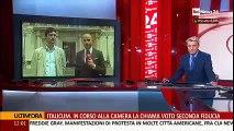 """Andrea Cecconi (M5S): Rainews24 - Legge elettorale """"Renzi come Mussolini"""" - MoVimento 5 Stelle"""