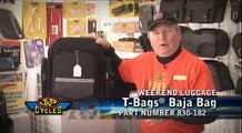 Motorcycle Luggage Comparison with Bill Gray of J&P Cycles