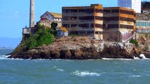 The Rock, Alcatraz Island - San Francisco Bay, California