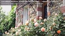 A louer - maison - ATHIS MONS (91200) - 5 pièces - 100m²