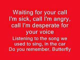 Secondhand Serenade - Your Call (Lyrics)