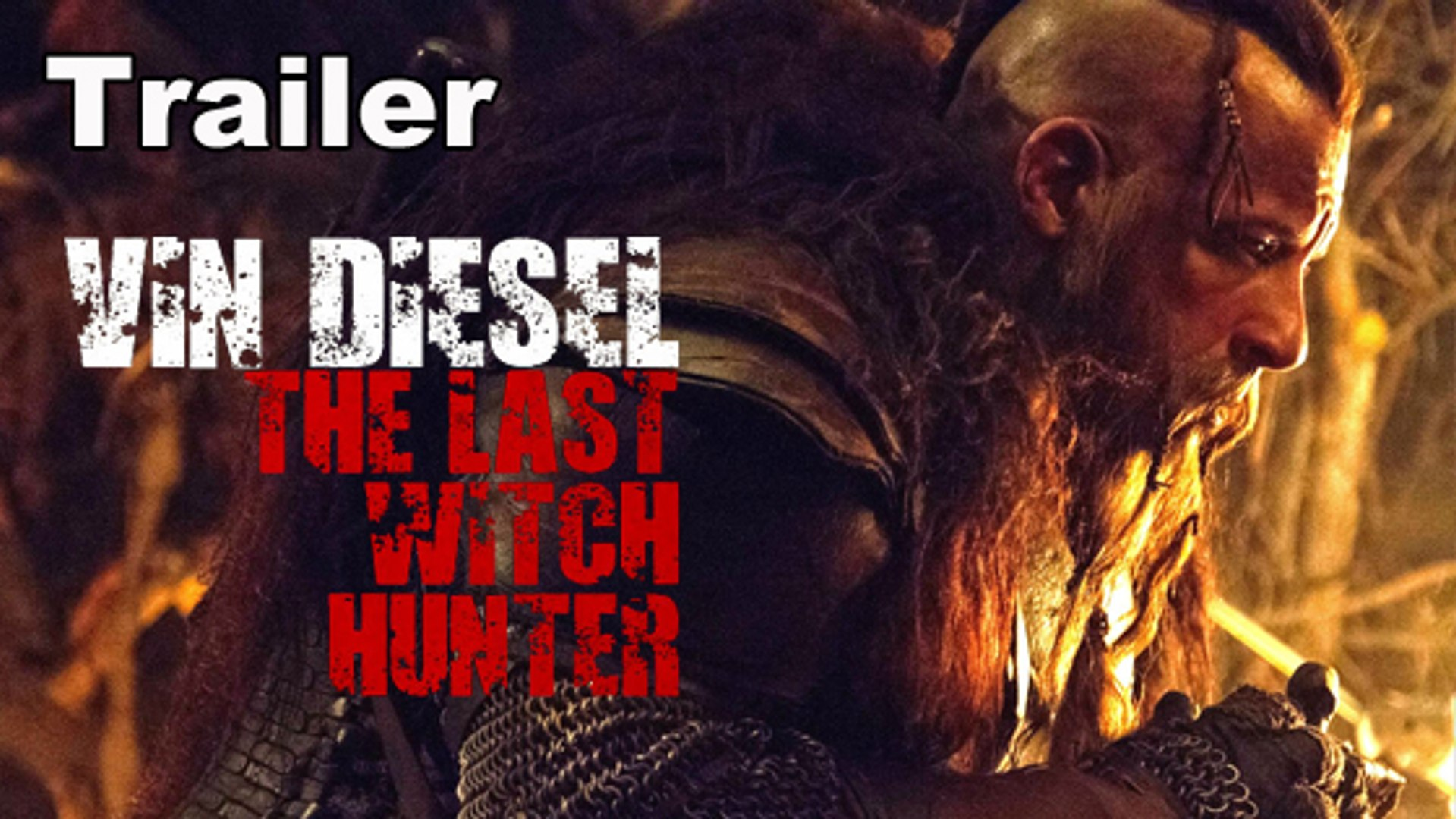The Last Witch Hunter - Official Teaser Trailer #1 [Full HD] (Vin Diesel, Michael Caine)