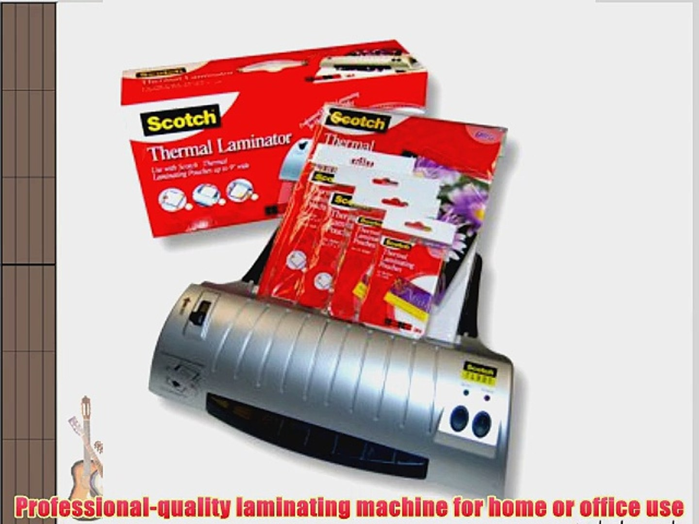 6 x 9 Laminating Pouches Hot Laminator Sleeves 3 Mil Qty 100