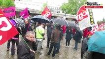 VIDEO. 1er Mai à Poitiers : pas de foule mais tradition maintenue