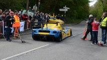 Hersin-Coupigny : quarante-cinq véhicules ont pris le départ pour la course de côte le vendredi 1er mai