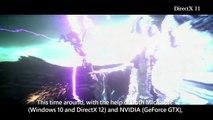 Final Fantasy XV (PS4) - The Witch chapter 0 [cry], la nouvelle démo technique de Square Enix