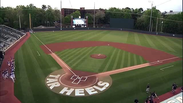 UNC Baseball: Highlights vs. High Point