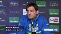 "Franck Azéma: ""Toulon doit assumer son statut"""