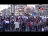المئات يشاركون في مسيرة «رفض قانون التظاهر»