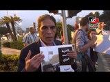 وقفة احتجاجية للنشطاء أمام دار الأوبرا للمطالبة بالإفراج عن المعتقلين
