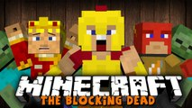 Minecraft Blocking Dead - ZOMBIES, GUNS, AND GORE!!!