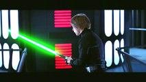 star wars anakin skywalker contra obi-wan kenobi y luke skywalker contra darth vader