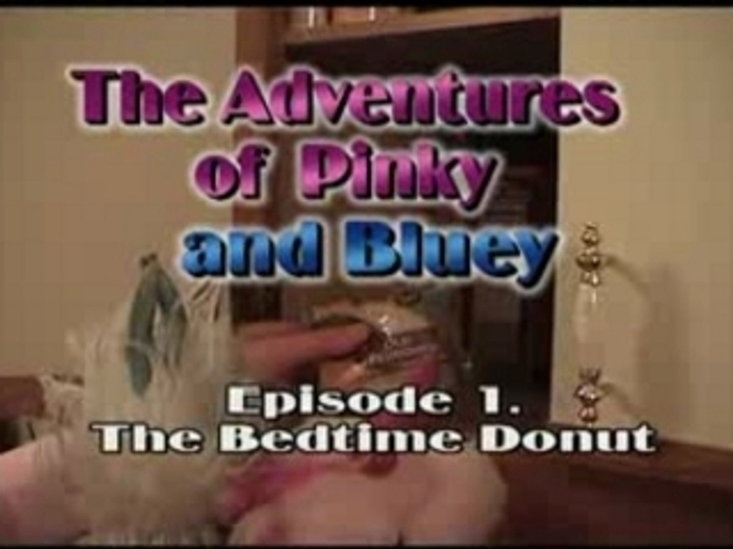 Pinky And Bluey: The Adventure of the Be
