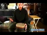 How to Play the Djembe Drum : How to Position the Djembe Drum When Playing