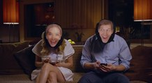 'Texting Hat' Looks to Hilariously Introduce Eye Contact to Millennials