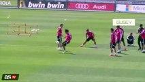 James Rodriguez & Marcelo Amazing Skills on Real Madrid Training