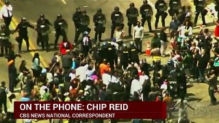 After fiery riots Baltimore begins to cool down