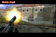Counter Strike skills, frags from clan wars