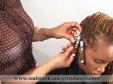 Nubian Kinks Spiral Locs