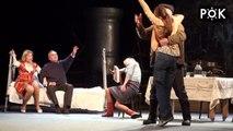 Nacionālā teātrī izrāde latgaliski ar tulkojumu latviešu valodā
