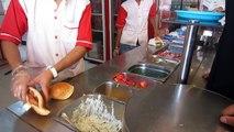 Fast Food in Iran | Persian Hamburger | Shiraz | Travel to Iran 2012 | Go Backpacking