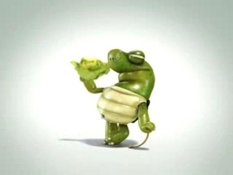Die tanzende Schildkröte