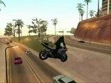 Gta Films 6 GTA San Andreas Stunting stunt