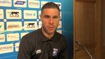 AJA-Gazélec Ajaccio 0-0 : les réactions de Laurey, Vannuchi et Bouby