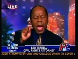 Guest Gets The Better Of Hannity During Race-Baiting Attack