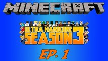 Ultra Hardcore Season 3 - Episode One - IM STILL ALIVE!