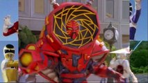 Tokusatsu in Review: Power Rangers in Space part 1
