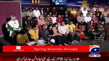 Khabarnaak with Aftab Iqbal on Geo News – 1st May 2015