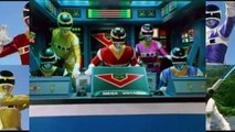Tokusatsu in review: Power Rangers in Space part 2