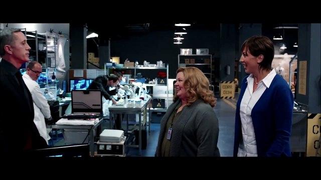 -Weird Gadgets- SPY Movie Clip 2015