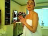 Alyssa Milano - TV Star Actress from Romantically Challenged, Charmed   Who's the Boss.flv