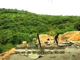 The Money Stone - illegal Gold Mining in Ghana Africa, Gold Miners, Gold Mine, Documentary