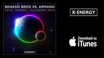 Benassi Bros Vs Armano Feat. Sandy - Illusion