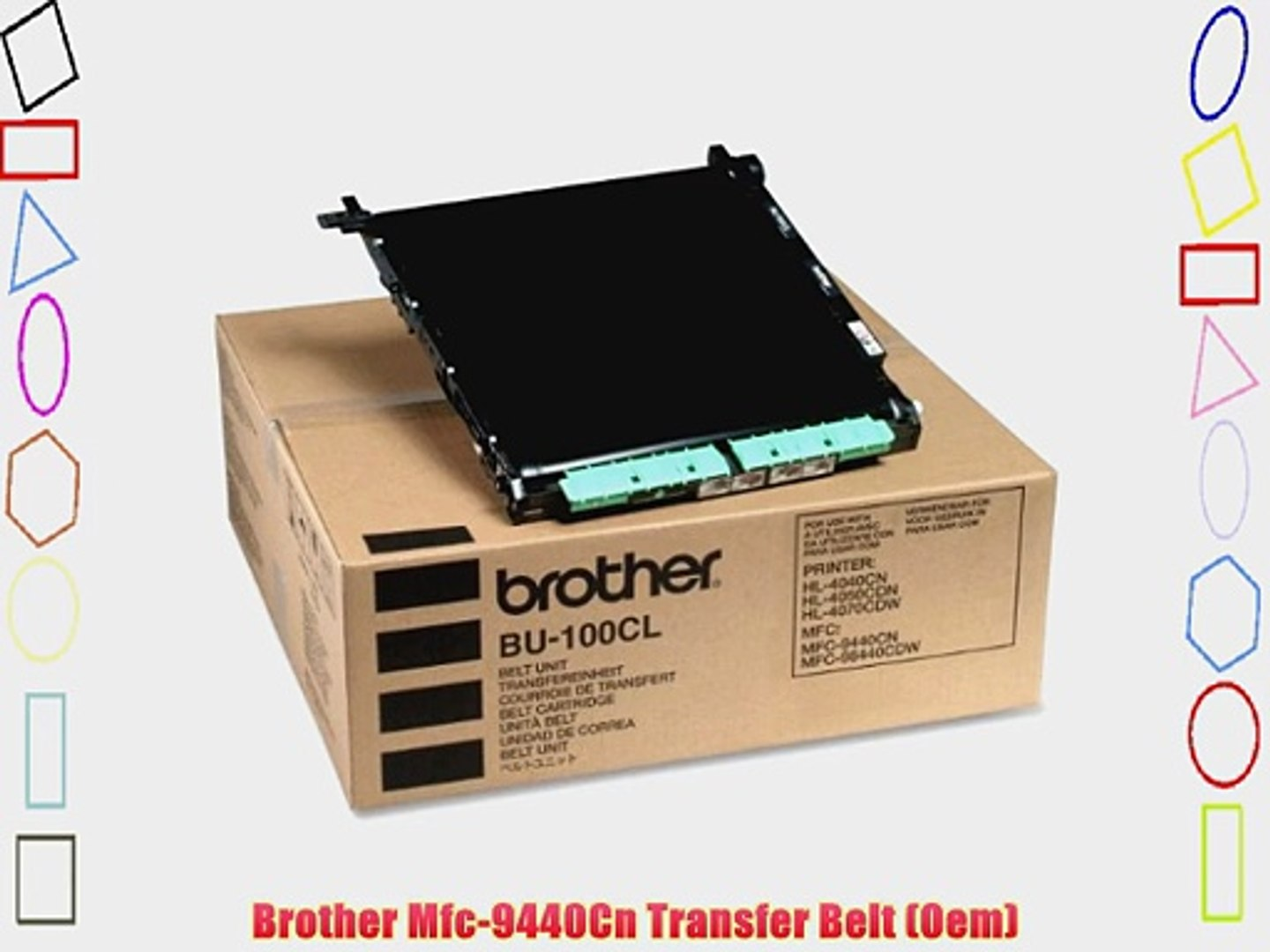 Brother OP4CL OPC Belt for MFC-9420CN Printer Accessory Computer ...