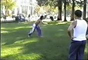 ZeroGravity Stunt Team - Lateef Crowder Demo Video - Fight Choreography / Stunts