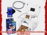 Epson PM225 PictureMate Charm Compact Photo Inkjet Printer   Epson T5846 Picturemate 200-series