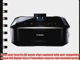 Canon PIXMA MG5320 Wireless Inkjet Photo All-in-One Printer (5291B019)