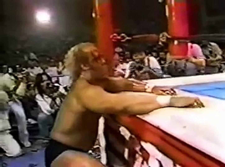 Abdullah The Butcher Vs Hulk Hogan Finale Video Dailymotion