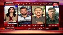 Rtd. Shahid Latif Blast On Altaf Hussain In a Live Show