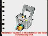 Epson PictureMate Snap 4x6 Photo Printer