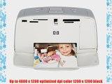 HP PhotoSmart 325 Compact Photo Printer