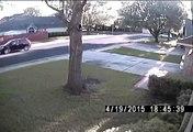 Un voleur de vélo se fait attraper