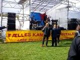 Den Rode Plads Rock music, 1st May 2015, Copenhagen, band SHIVAS NAT