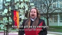 DDR Hymne, DDR Fernsehen 25 Jahre Mauerfall