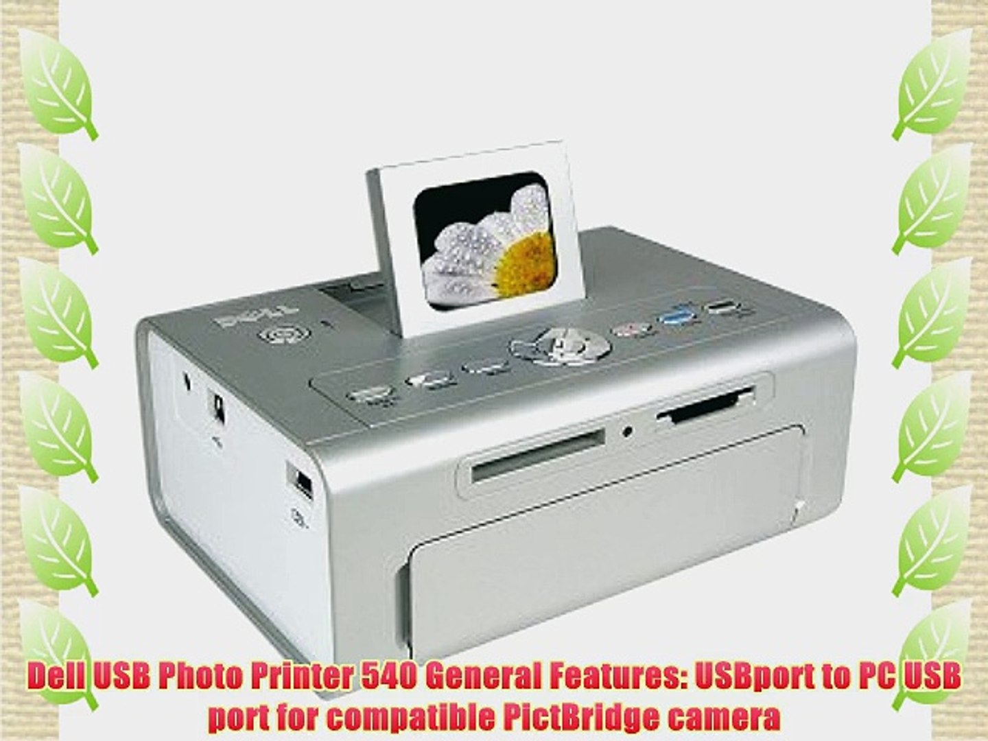 DELL 540 PHOTO PRINTER DESCARGAR CONTROLADOR